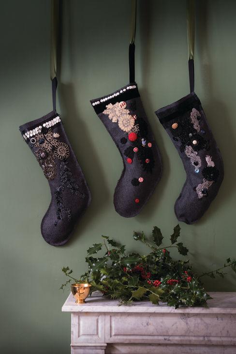 Christmas '14 Farrow & Ball SalonCheminées & accessoires