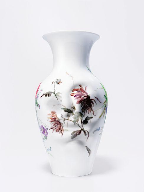 Schumann Vase Seite 1/4 KPM Königliche Porzellan-Manufaktur Berlin GmbH Kunst Kunstobjekte