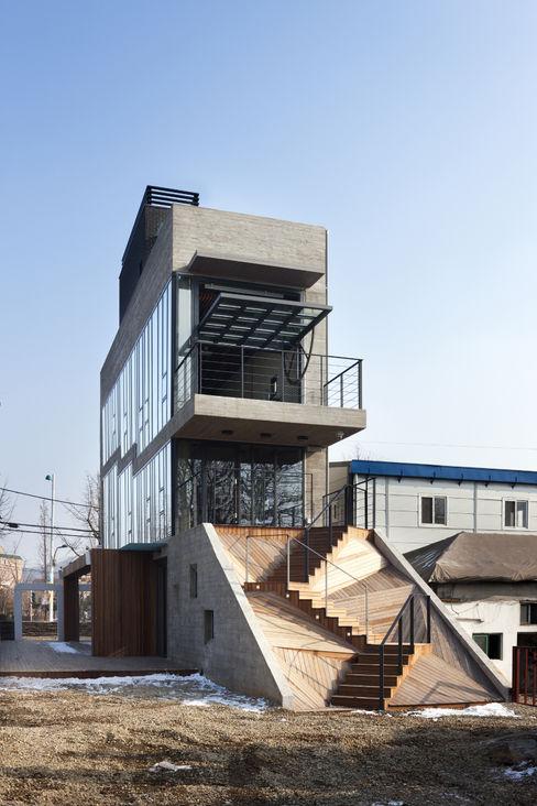 Sinjinmal Building studio_GAON 주택
