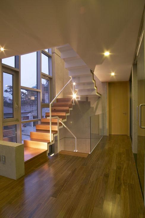 House 566 서인건축 계단