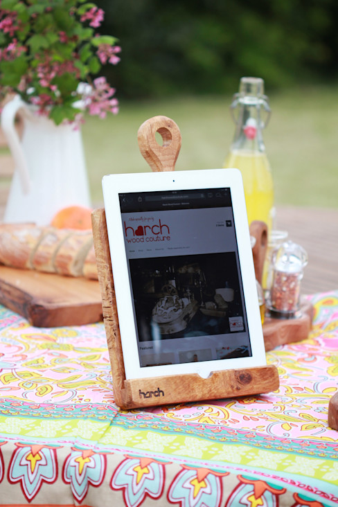Harch Tablet Holder Harch Wood Couture КухняАксессуары и текстиль