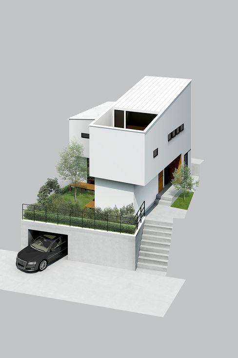 ラブデザインホームズ/LOVE DESIGN HOMES Eclectic style houses