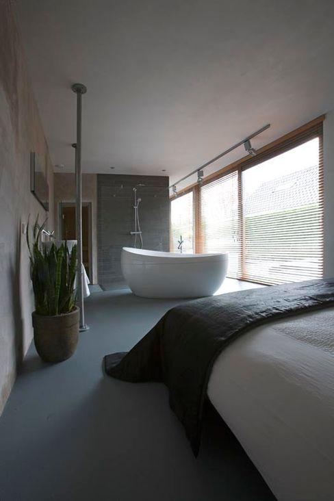 Huis Cats Archipelontwerpers Moderne badkamers