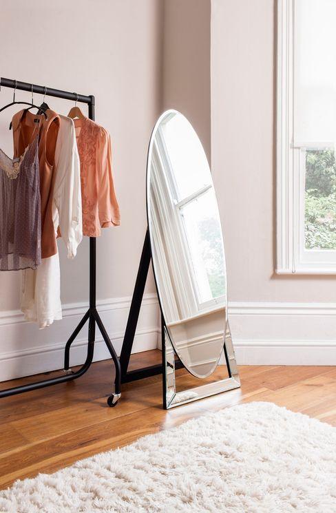 Espejo vestidor moderno Novo Ámbar Muebles VestidoresEspejos