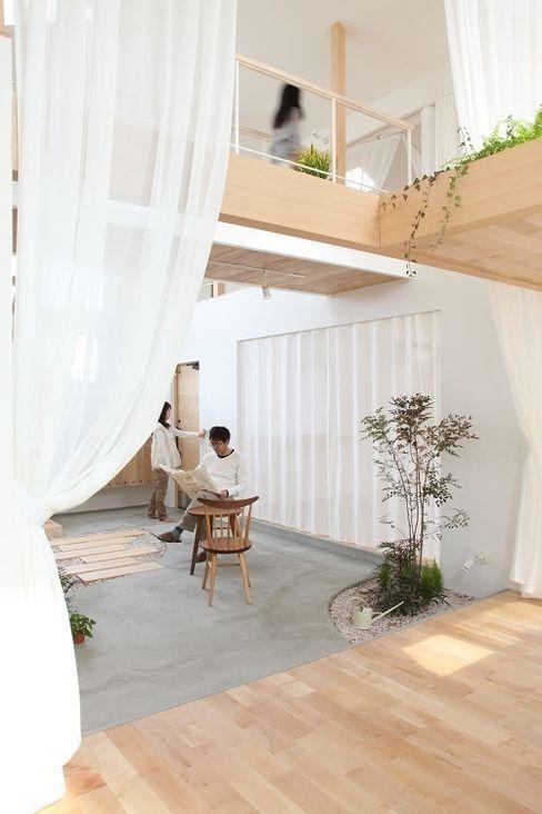 ALTS DESIGN OFFICE 에클레틱 복도, 현관 & 계단