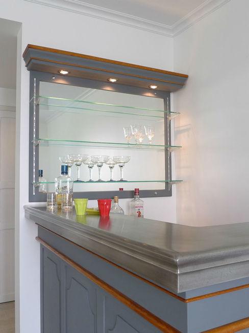 bar de salon Ateliers JOVIS Cave à vin