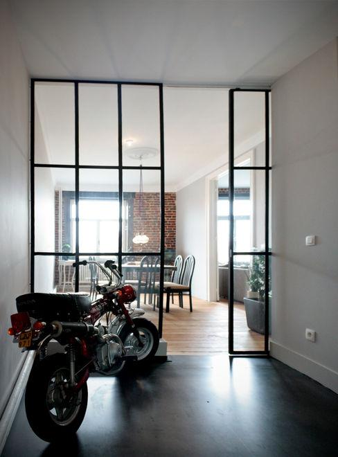 Appartement G. Design Parel Maisons industrielles