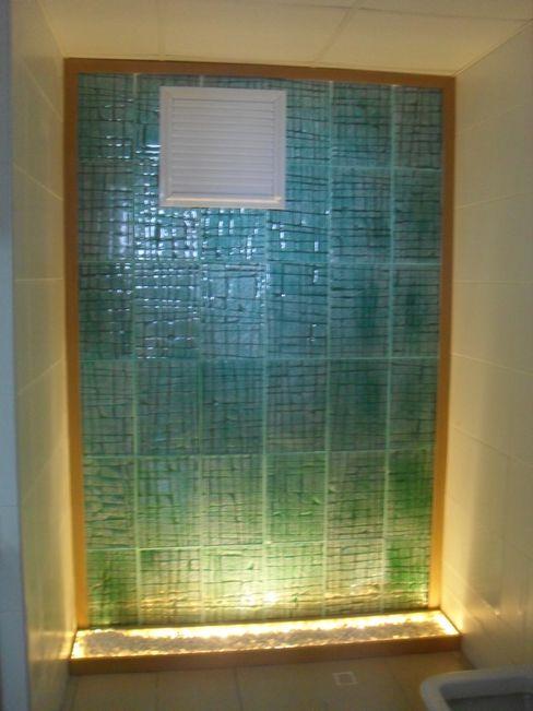 CARTA Dekorative Glass Wall Tiles YBM Tasarım Dekoratif Cam Paneller Interior landscaping Glass Metallic/Silver