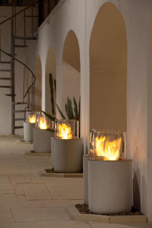 Planika Fires Balconies, verandas & terraces Accessories & decoration