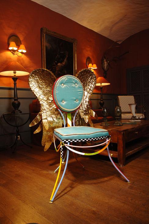 5EL DEKORASYON VE MİMARLIK - CHIC TOWN DECO BEBEK WohnzimmerHocker und Stühle