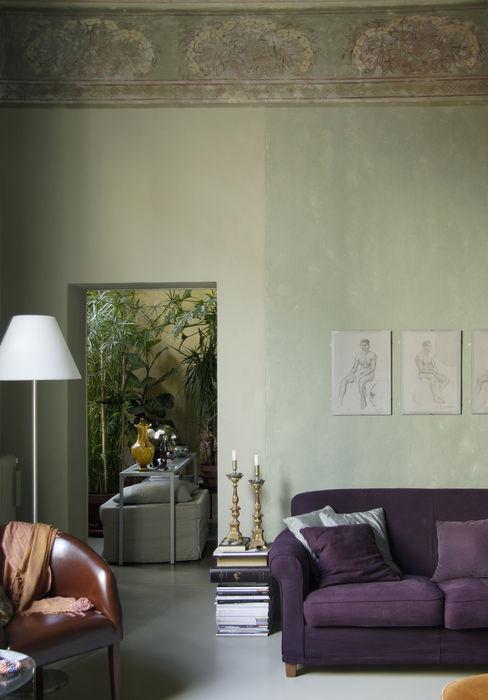 Restauro di un appartamento di inizio '900 Zoli Gian Luca