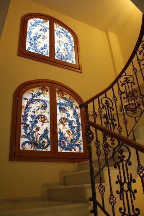 MUDEYBA S.L. Janelas e portasDecoração de janela