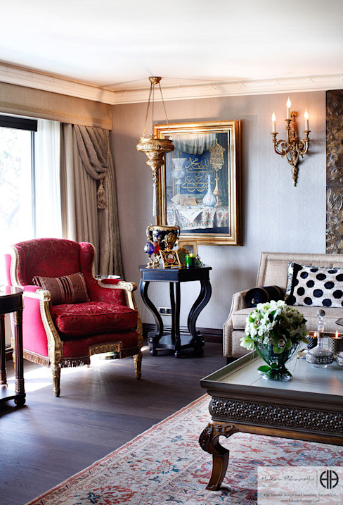 homify Classic style living room
