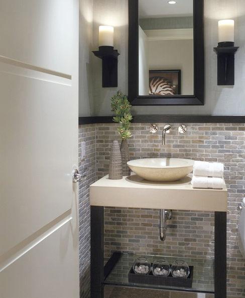 pierre et marbre Bombardier et Cie Salle de bain classique