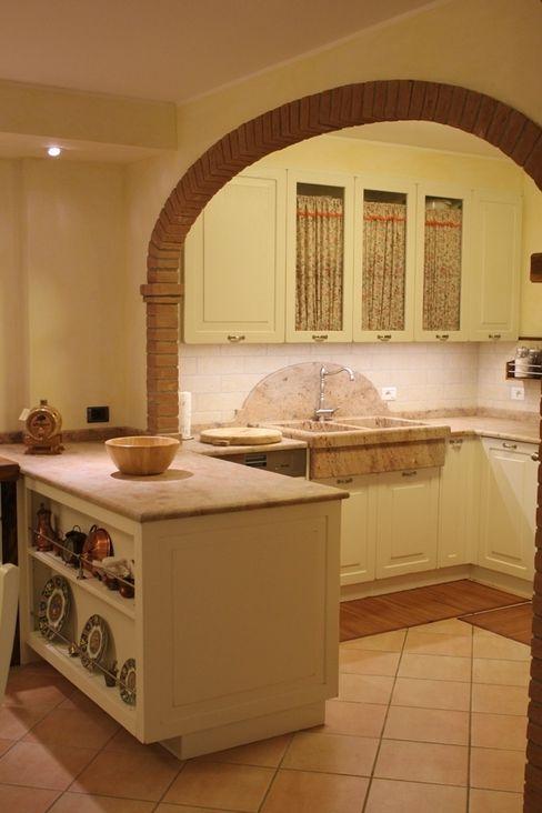 Cucina Shabby Chic Falegnameria Ferrari Cucina in stile rustico