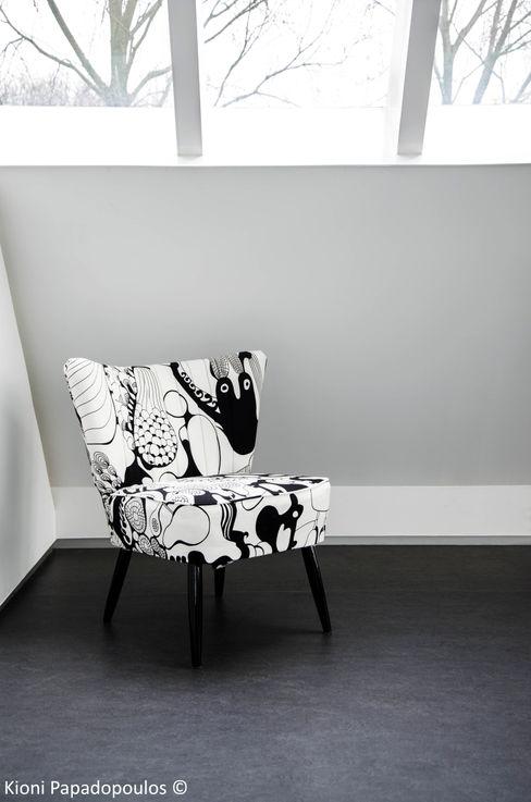 Ton Altena Architect Dressing roomSeating