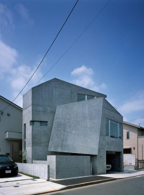 筒井紀博空間工房/KIHAKU tsutsui TOPOS studio Eclectic style houses