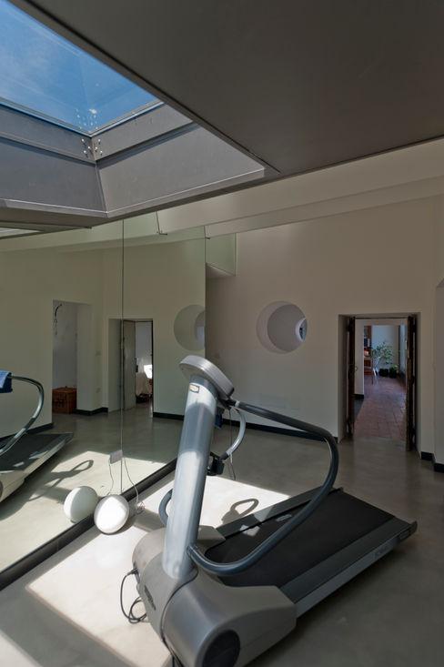 Officina29_ARCHITETTI Modern gym