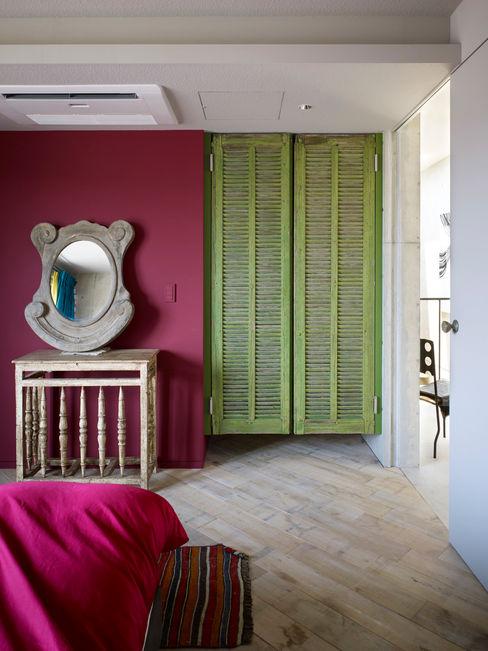 Atelier HARETOKE Co., Ltd. Modern style bedroom