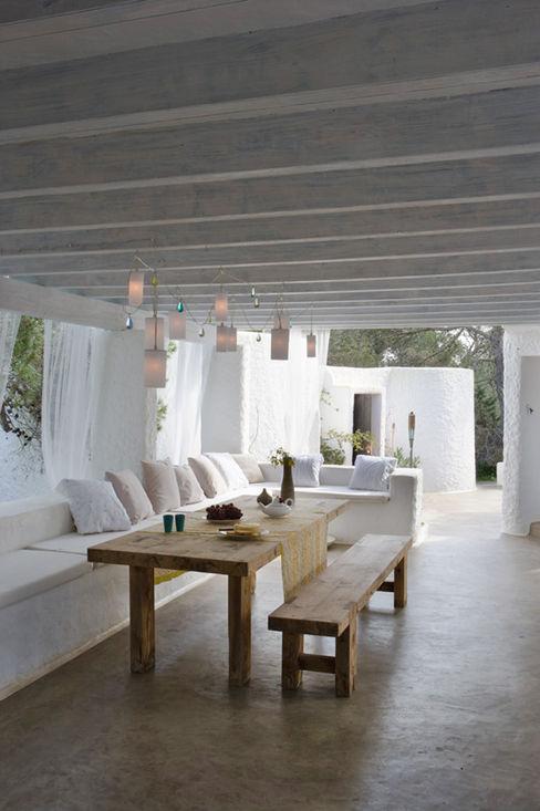 Deu i Deu Mediterraner Balkon, Veranda & Terrasse
