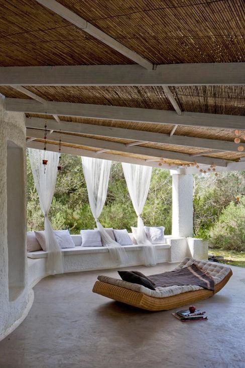 Casa Punta Rasa Deu i Deu Balcones y terrazas mediterráneos