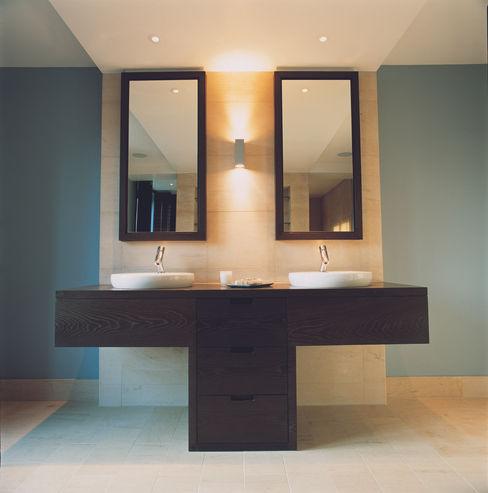 Phillimore Square KSR Architects Minimalist bathroom