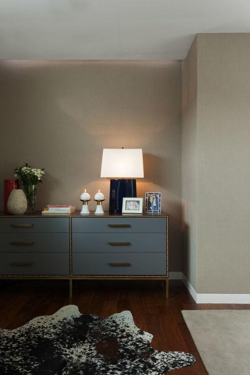Master Suite Ana Rita Soares- Design de Interiores Quartos modernos