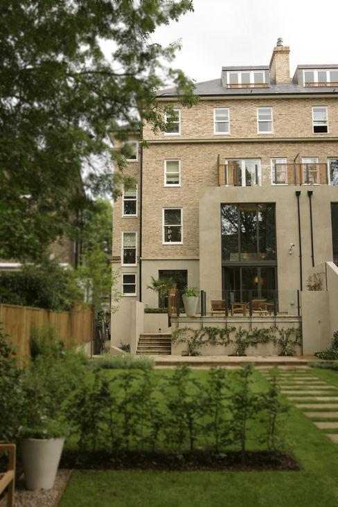 Thurlow Road 1 KSR Architects Maisons modernes