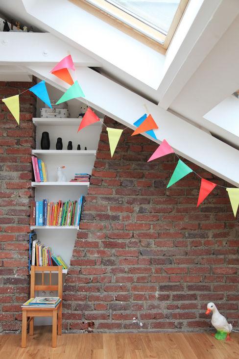 une nouvelle chambre pour les enfants BuroBonus Chambre d'enfant moderne
