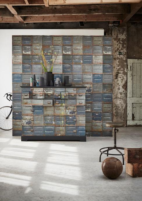 Studio Ditte Tường & sàn phong cách hiện đại