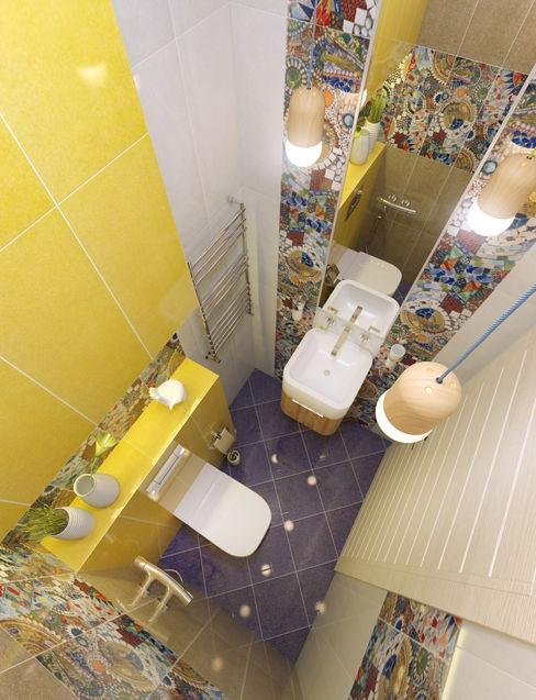 Latina Ceramica PlatFORM Ванная комната в стиле минимализм