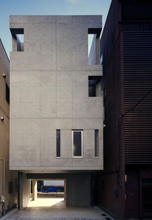 日本橋-川辺の家 西島正樹/プライム一級建築士事務所 オリジナルな 家
