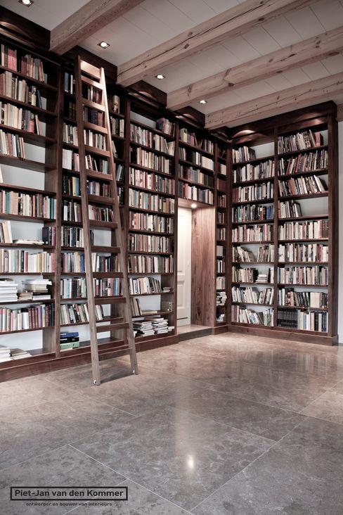 Bibliotheek Woonboerderij Piet-Jan van den Kommer Landelijke mediakamers