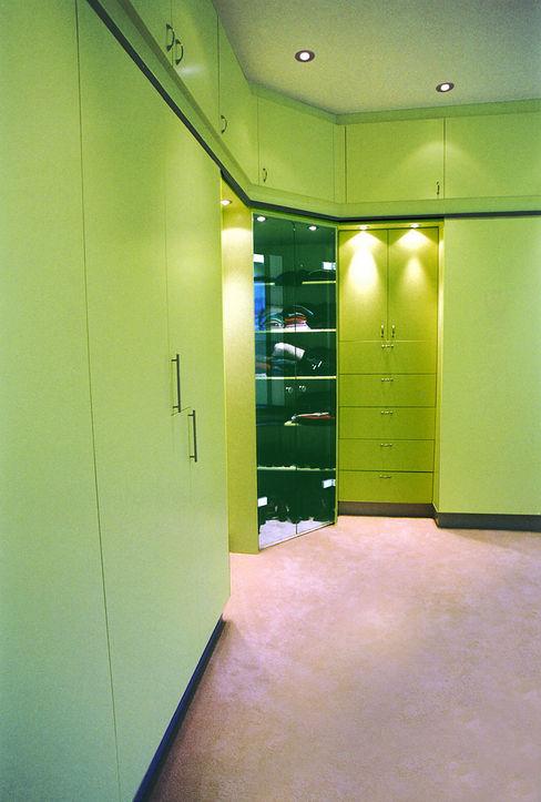 De kleedkamer 1 ABC-Idee Moderne kleedkamers