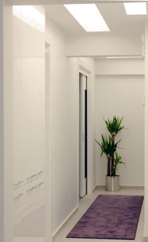 As Tasarım - Mimarlık الممر الحديث، المدخل و الدرج