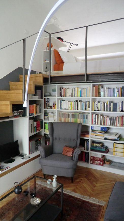 Arch. Silvana Citterio Living room