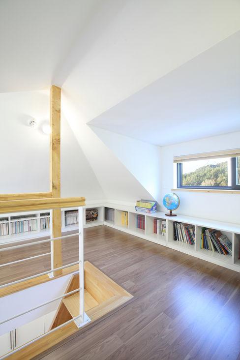 주택설계전문 디자인그룹 홈스타일토토 Cuartos de estilo moderno