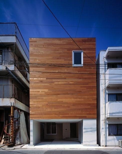 有限会社アルキプラス建築事務所 모던스타일 주택