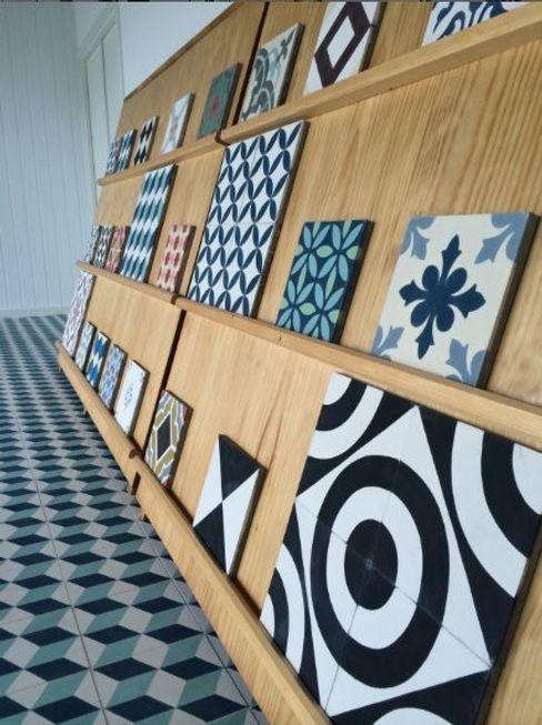 Show Room en Portugal Suelos Hidráulicos Demosaica HogarAccesorios y decoración