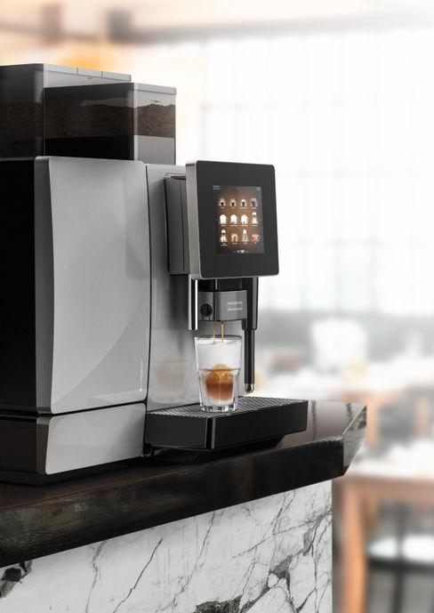A600 – Alles für den perfekten Kaffee Franke Coffee Systems GmbH KücheElektronik