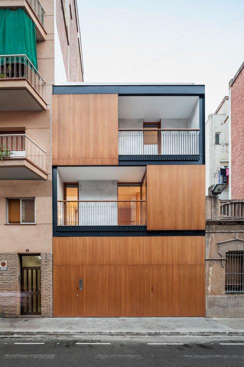 Casa CP Alventosa Morell Arquitectes Casas de estilo minimalista