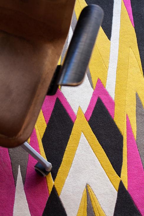 Wendy Morrison Diamond Deco rug Wendy Morrison 벽 & 바닥카페트 & 매트