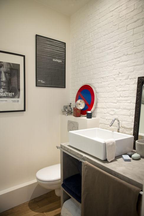 Atelier Grey Bagno moderno