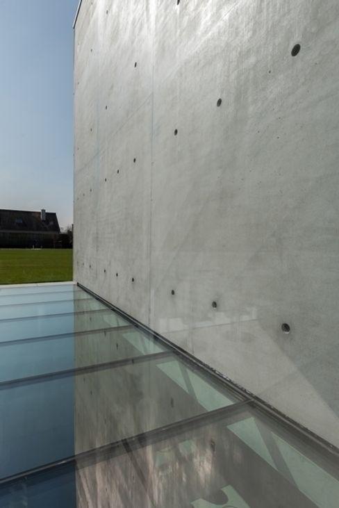 pluspunt architectuur Maisons minimalistes
