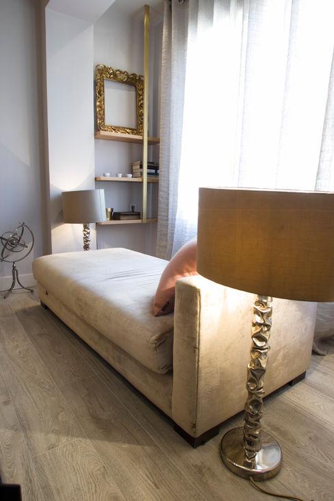 R-decora - Obras, Reformas y Decoración غرفة المعيشة