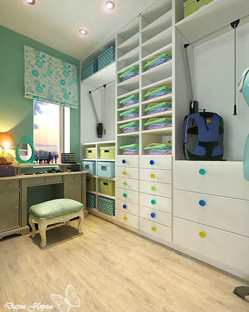 Your royal design Classic style dressing room