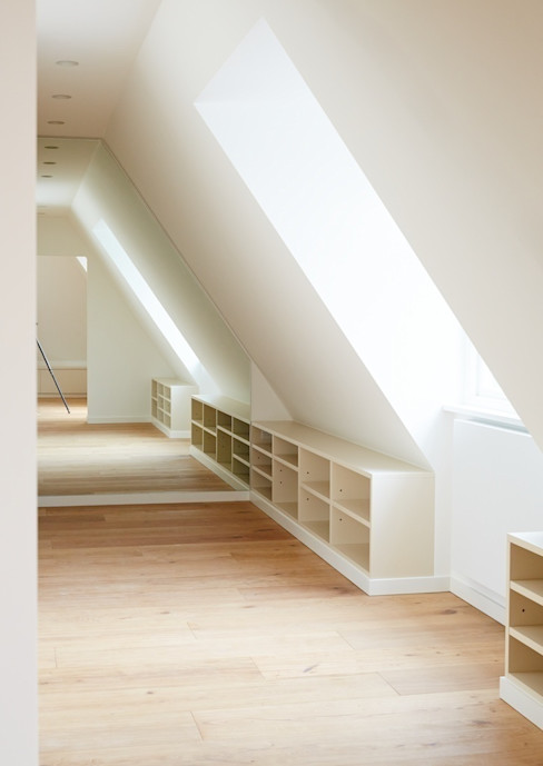 North London House Extension Caseyfierro Architects Closets modernos