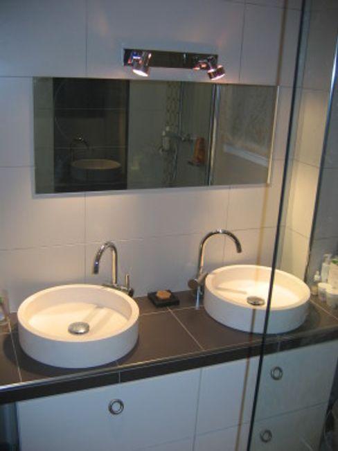 Exemple de realisations LA FILATTE Salle de bain moderne