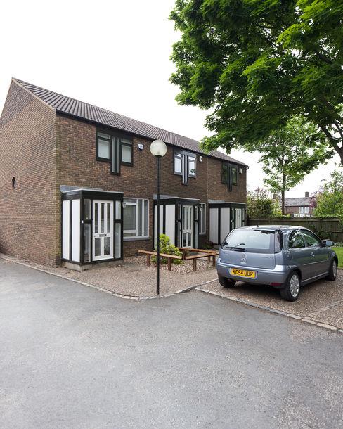 Blackheath House APE Architecture & Design Ltd. Modern Houses