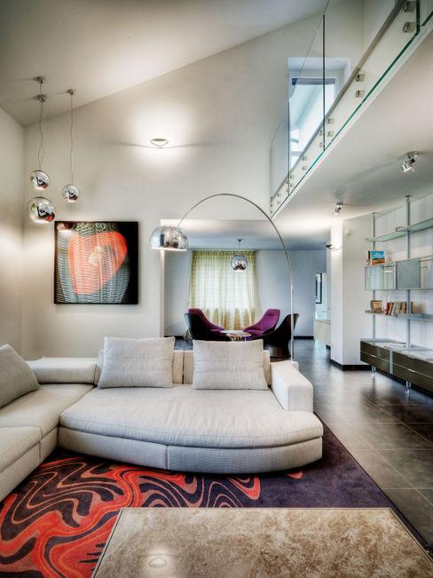 Studio Marco Piva Salones de estilo moderno